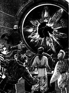 Frank R. Paul did more than almost any other artist to shape the images that light up our collective dreams. He provided the bright, eye-popping imagery for Hugo Gernsback's vision of science fiction, and his art from the 1920s still feels fresher than a lot of the stuff being created today.