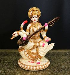 Lakshmi Statue, Saraswati Statue, God's Wisdom, It Is Finished, The St, Swan, Temple, Vehicle, Spirituality