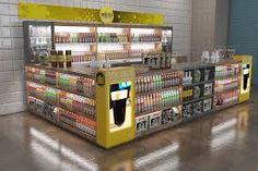 Quiosque Mr. Beer Aeroporto de Congonhas São Paulo Brasil de minha autoria www.graffias.com.br