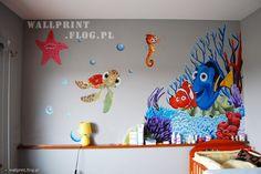 malowidła na ścianie nemo - Szukaj w Google