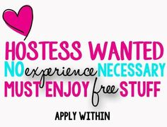 Paparazzi Hostess Wanted Scentsy, Hostess Wanted, Norwex Party, Initials Inc, Pure Romance Party, Romance Tips, Pure Romance Consultant, Passion Parties, Facebook Party