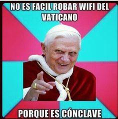 El wifi y el vaticano
