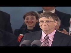 Bill Gates Speech at Harvard