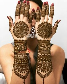 New Ideas Arabian Bridal Henna Mehndi Designs Wedding Henna Designs, Latest Bridal Mehndi Designs, Indian Mehndi Designs, Henna Art Designs, Mehndi Designs 2018, Mehndi Designs For Girls, Modern Mehndi Designs, Mehndi Design Pictures, Beautiful Henna Designs