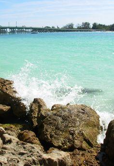 Coquina Beach, Longboat Key, Fl.