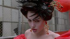 """Angelina Jolie as """"Gia"""" (1998)"""