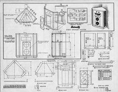 Klipsch Speakers, Diy Speakers, Stereo Speakers, Audio Design, Speaker Design, Speaker Plans, Loudspeaker, Diy Home Improvement, Audiophile
