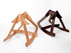 Base only: Giddyup rocking stool (base) - Designer Tim Wigmore