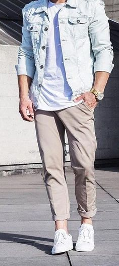 11 Terrific Bachelor Party Outfits - Menswear