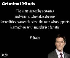 Quotes From Criminal Minds Pinkimmi Mendes On Quotes I Lovepinterest  Criminal Minds