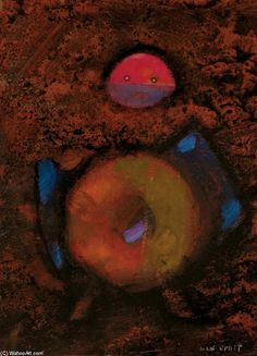 Max Ernst (very close to a Paul Klee, could almost be one)