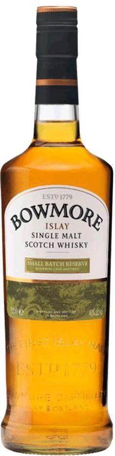 Discover Bowmore Small Batch Single Malt Whisky at Flaviar Scotch Whiskey, Bourbon Whiskey, Liquor Mart, Single Malt Whisky, Whiskey Bottle, Scotch Whisky, Scotch, Bourbon