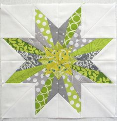 I want to make a star quilt.