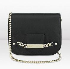 Jimmy Choo Shadow Leather Bag