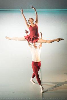 "Angelina Vorontsova and Leonid Sarafanov, ""Class Concert – Класс-концерт"", Mikhailovsky Ballet"