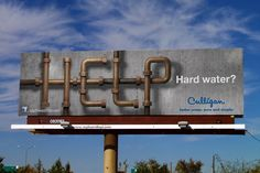 Brilliant billboard Advertisement, Culligan Brand Advertising Contact at : +91 9620541463 for all kind of Advertising Email : business@myhoardings.com