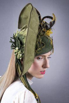 Stunning derby headpiece 59767a51306