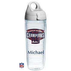 Pick your dad's favorite NFL team with these personalized Tervis Water Bottles!