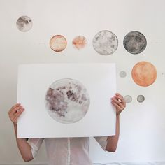packing up moons | stella maria baer