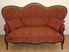 Antik kanapé szalon szófa Biedermeier