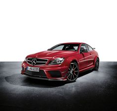 Mercedes C 63 Amg Cupe 2012