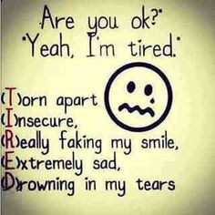 Are you ok?  like seriously...no bullshit..if you need to talk, need someone, need a hug..get a hold of me.  this isn't about you and me and relationships or trying to get you back.  this is me caring as a friend....