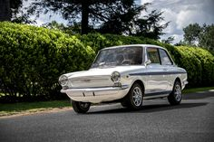 Fiat 850 Vignale | Flickr - Photo Sharing!