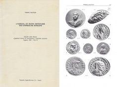 Bastien: 'Clipeus' et buste monetaire des empereurs Romains