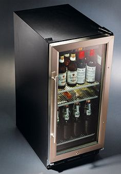Your Dad will certainly appreciate this Beer Refrigerator for Father's Day this year!