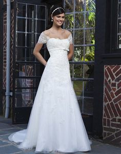 Style 3734 From the new Spring 2013 Collection! Sincerity Bridal Worldwide - Wedding Gowns, Dresses and Evening wear