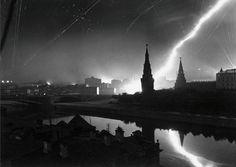 Storm - Margaret Bourke White