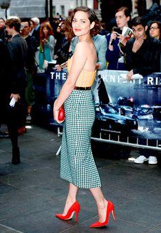 MARION COTILLARD-Dior