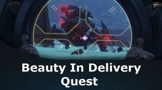 Destiny Rise Of Iron Beauty In Delivery Quest