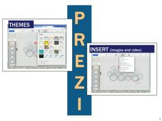 Prezi Lesson Activity Prezi.com.  * Prezi is a presentation tool that helps students organize and share their ideas  * Instructions and tips for using this user friendly program are included  * This lesson contains 2 activities that students will perform using Prezi.com