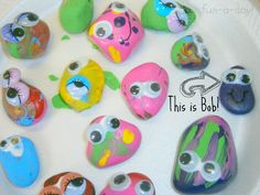 Easy Crafts For Camp