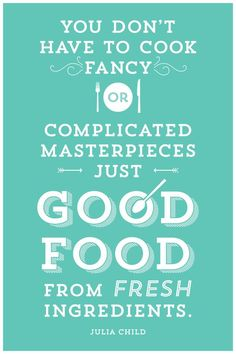 Life Lessons from Julia Child & How to Flip an Omelette - The Simply Luxurious Life®