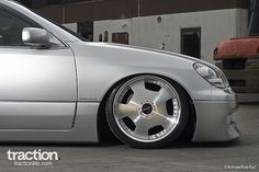 "19"" Work Euroline DH wheels & full Junction Produce bodykit on Lexus GS / Toyota Aristo (via @TractionLife )"