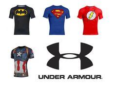 Camisetas de deporte Under Armour Superheroes desde 24€, haz deporte con tu superheroe favorito a precio de chollo. Aprovecha la oferta.