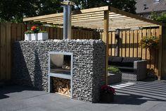 doorkijk terrashaard  www.gabion-schanskorven.be