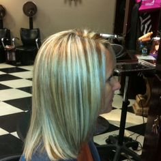 Cut, color, and style www.facebook.com/hairbymalori