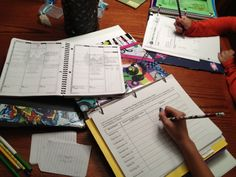 How to Teach Kids Organizational Skills For School