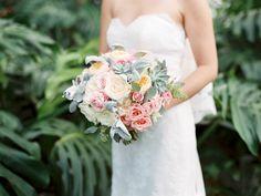 Lush rose bouquet | Photography: Ashley Goodwin Photography - www.AshleyGoodwinPhotography.com