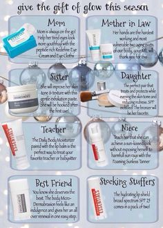 Give or ask for the best gift of the season! Rodan and Fields, the creators of Practiv know that not everybody needs intense dermatology products. These mini regimens help keep your skin hydrated and glowing during harsh winter months.  Try them out, get full money back guarantee if you don't like it! https://comstock.myrandf.com/ContactMe