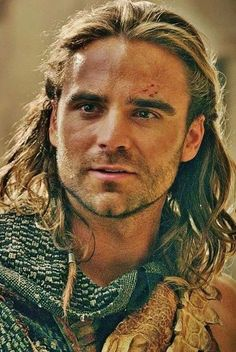 Gannicus# Dustin Clare - thought I had them all, but I was wrong....and never too many!!