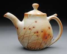 Portfolio - brad henry pottery click the image or link for more info. Pottery Teapots, Ceramic Teapots, Ceramic Clay, Ceramic Pottery, Slab Pottery, Thrown Pottery, Ceramic Bowls, Teapots And Cups, Teacups