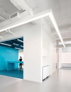 Minimal #Minimalistic #Officedesign