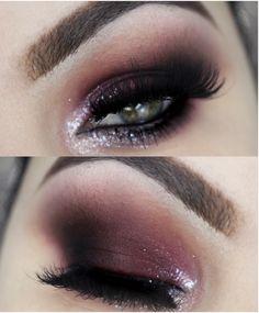 Tutorial – Maquiagem Burgundy Acessível BATOM LÍQUIDO COMO SOMBRA - http://www.pausaparafeminices.com/tutorial-make/tutorial-maquiagem-burgundy-acessivel-batom-liquido-como-sombra/