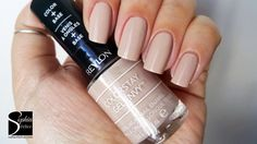 revlon colorstay - checkmate  Just bought this color, it's very pigmented. One of my favorite nude polishes!