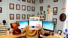 Man Swaps Head For iPad. Has No Regrets.