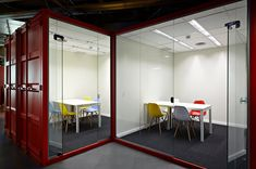 container meeting rooms
